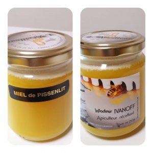 Miel de Pissenlit - Fiertile
