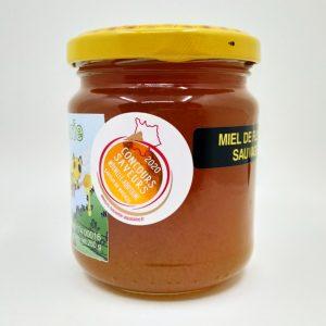 Miel de Fleurs sauvages - médaillé