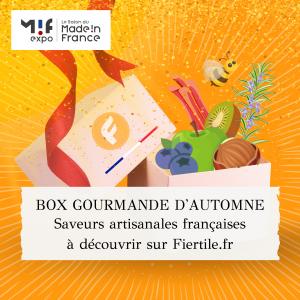 Box gourmande automne Fiertile